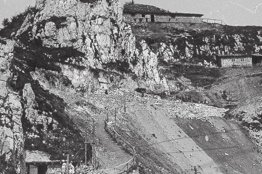 La cima del Monte Carone, 1917 (ACC)